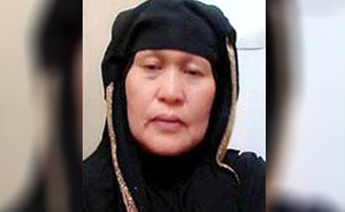 Gov't charges Maute mom, supporters with rebellion