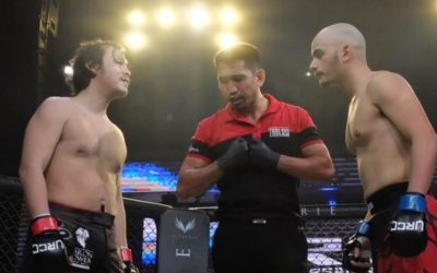 MMA rematch looms after new Baron-Kiko ruckus