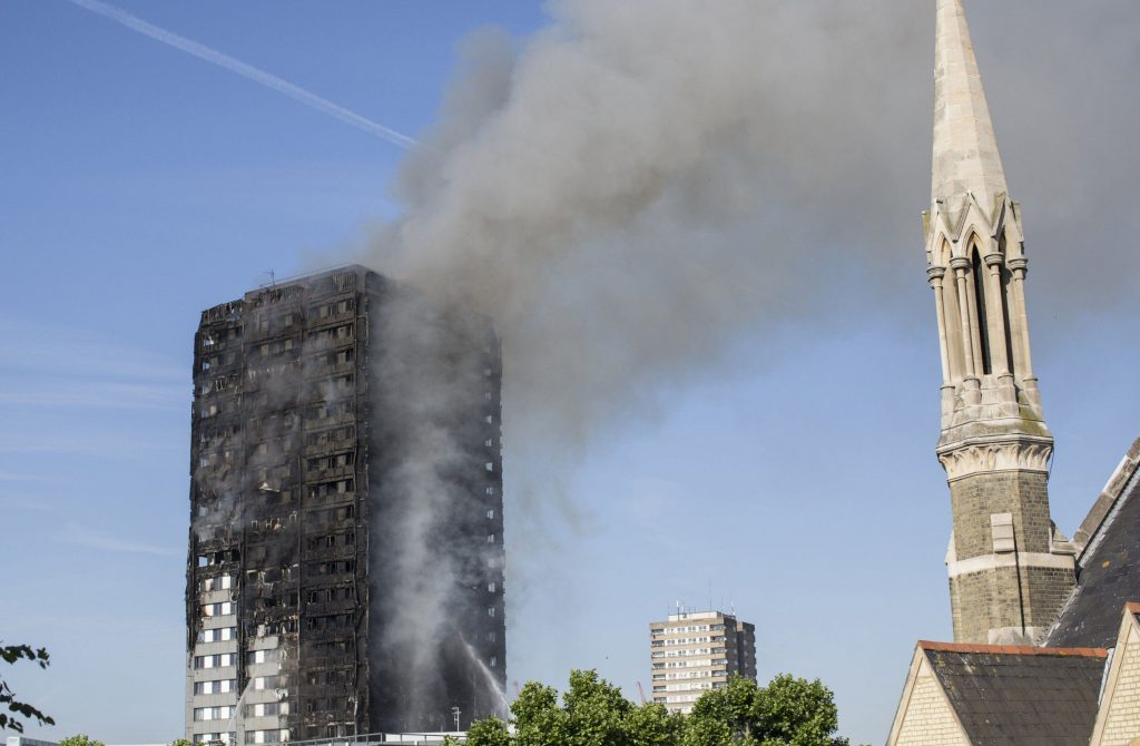 Missing Filipina in London fire presumed dead