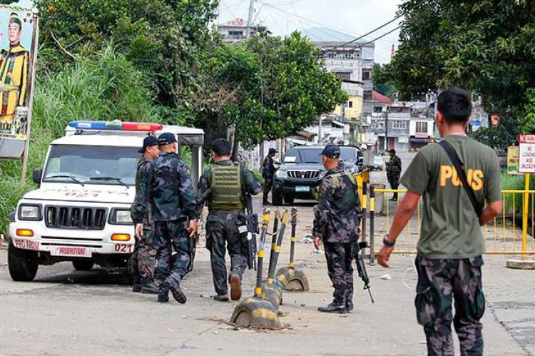 Only 4 barangays in Marawi remain 'problematic' – AFP