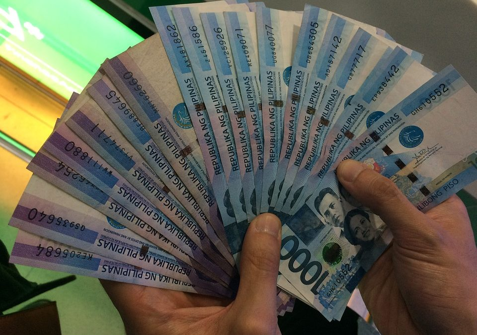 US dollar's value in peso at 50.53
