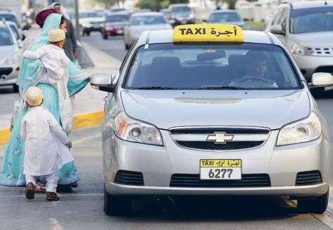 Sharjah taxi fare increases by Dh2