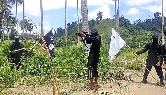 1,200 IS fighters in PH, 40 are Indonesian 'killing machines'