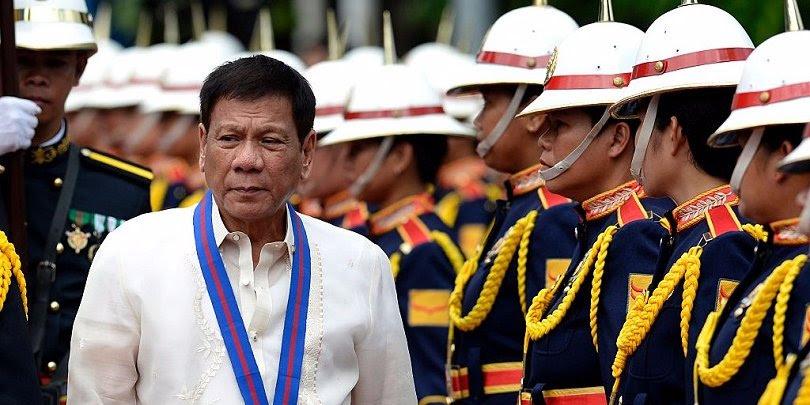 Duterte to declare ML again if new rebellion occurs
