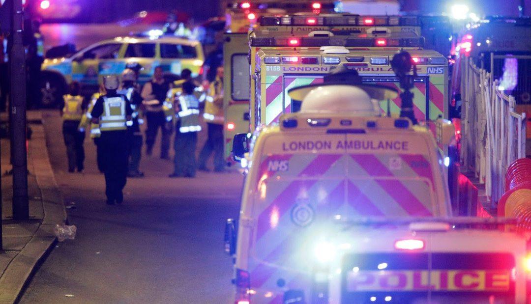 London Bridge terror attack kills 6 people, injures 30