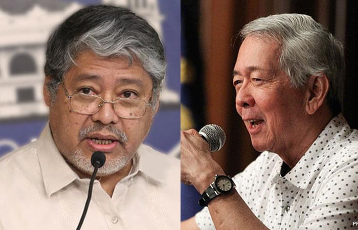 Usec Manalo on Yasay's CA rejection: 'Ganun ang buhay'