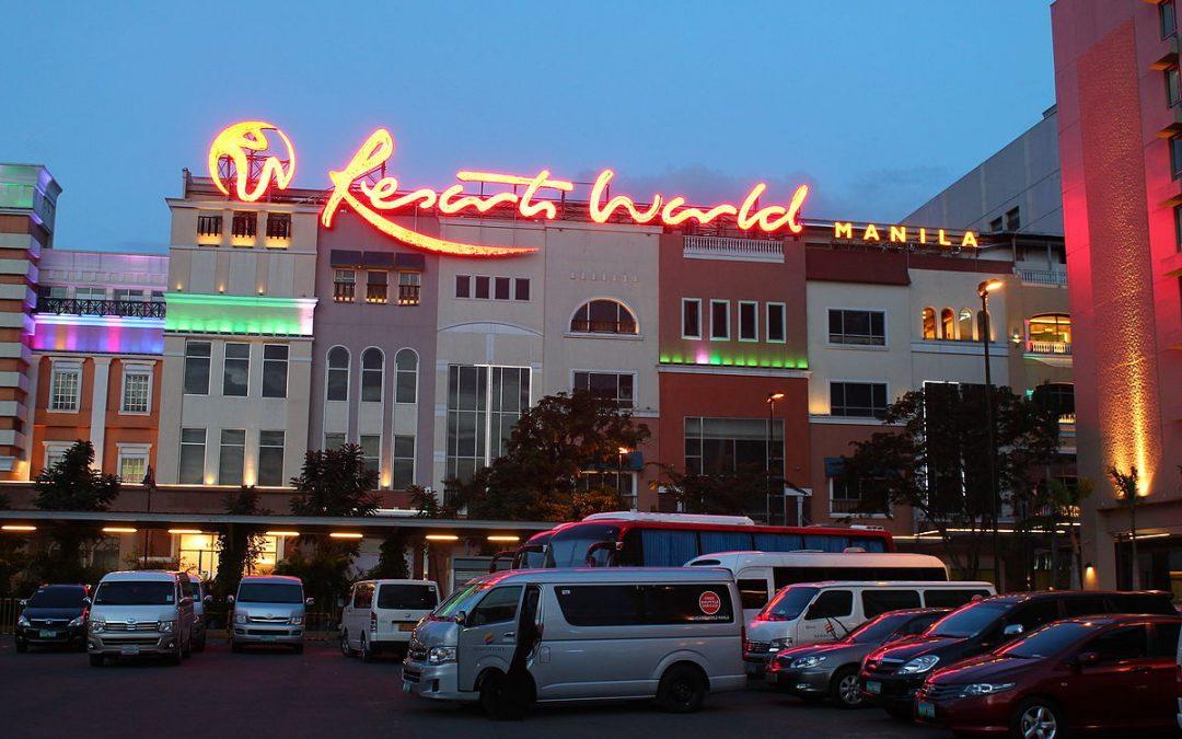 casino games in resorts world manila
