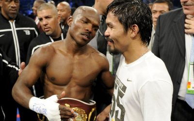 'Pacquiao fights best vs. undefeated foes'