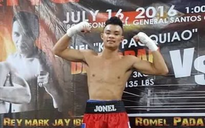 Pacquiao's cousin loses in undercard
