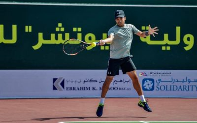 Pinoy tennis player continues winning streak in China