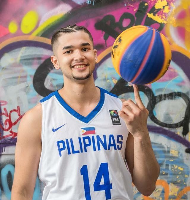 Sons of PBA stars team up for SEA Games