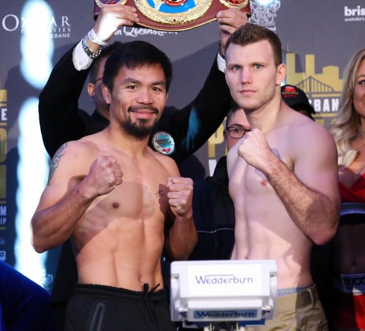 Pacquiao loses to Horn via decision