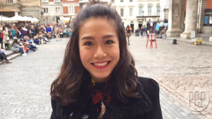 Rachelle Ann Go gears up for role in 'Hamilton' musical