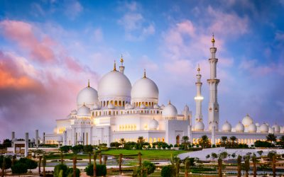 More than 1.2M people visited Shiekh Zayed Grand Mosque during Ramadan