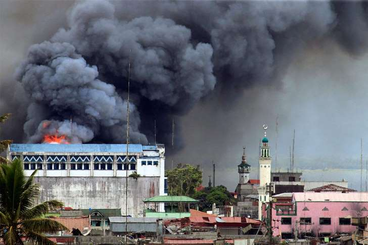 Death count in Marawi rises to 429