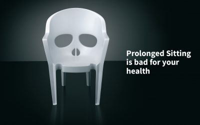 Why sitting is a silent killer