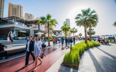 Dubai records over 8 million overnight visitors in H1 2017