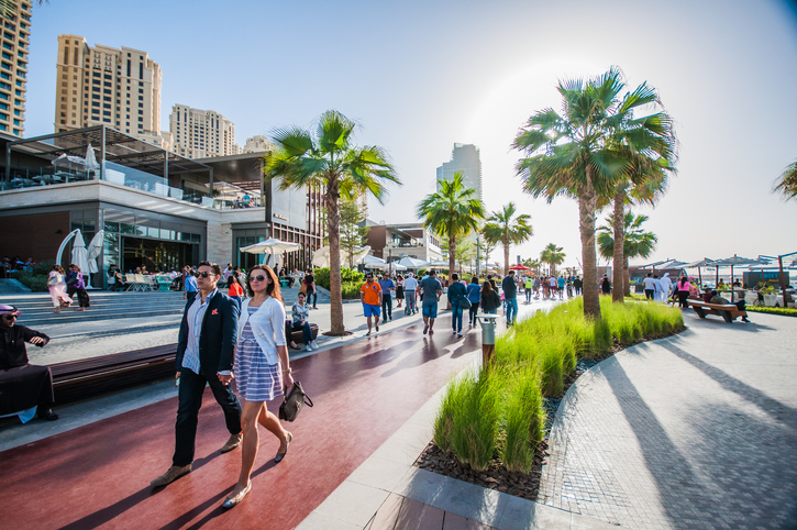 Dubai records over 8 million overnight visitors in H1 2017