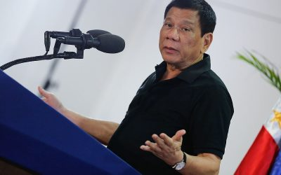 Duterte urged to intensify 'Department of OFW' plans