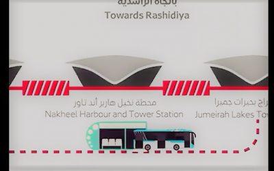 Dubai offers free shuttle service amid partial Metro closure