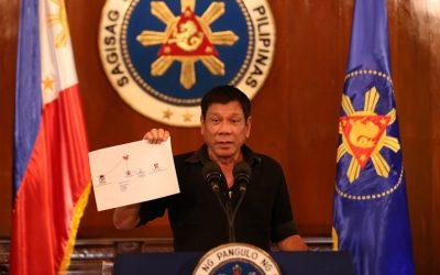 Duterte: Gov't 'war on drugs' to continue