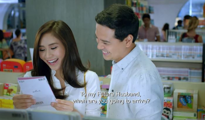 John Lloyd on Sarah G: 'I have this affection for her'