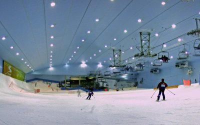 Beat the summer heat at Ski Dubai