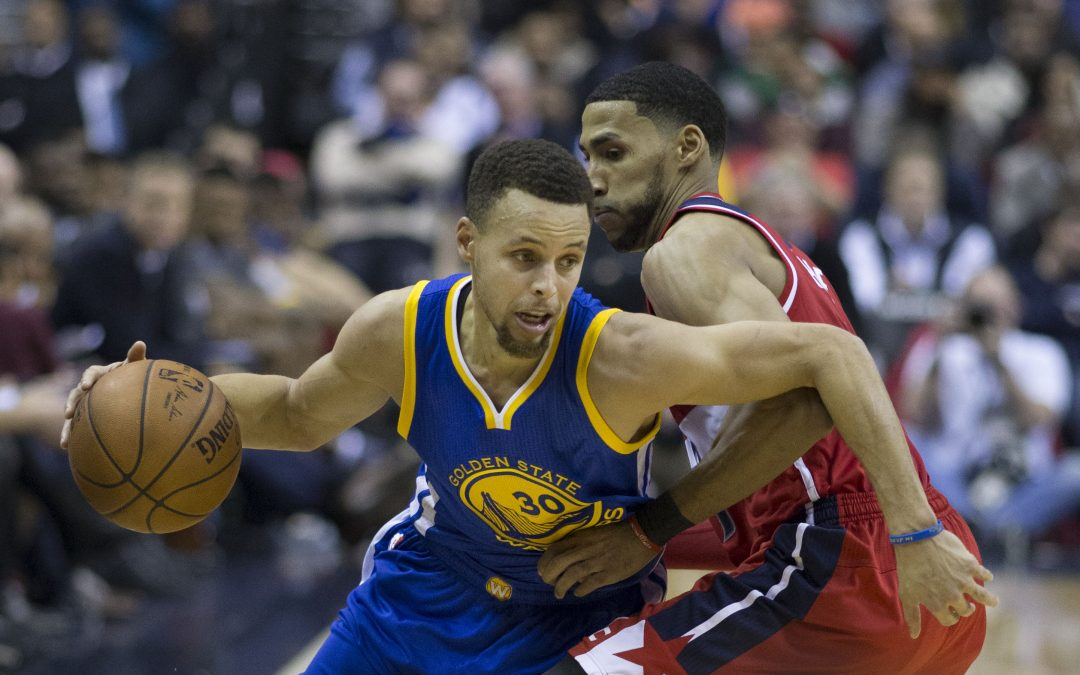 Stephen Curry gets richest NBA contract