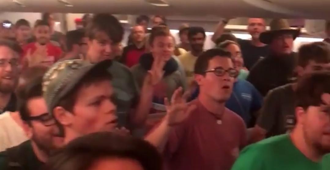 WATCH: Emirates' passengers go nuts over Ryan Cayabyab's 'Da Coconut Nut' song