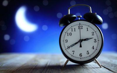 The secret to a good night sleep