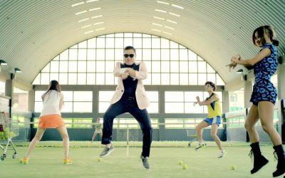 'Gangnam Style' dethroned as Youtube's most watched video