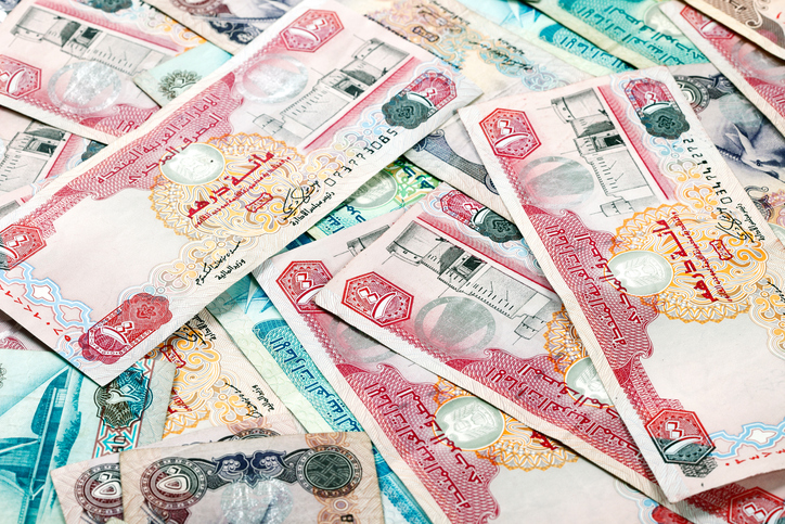 Peso-Dirham exchange rate currently at Php 14.12
