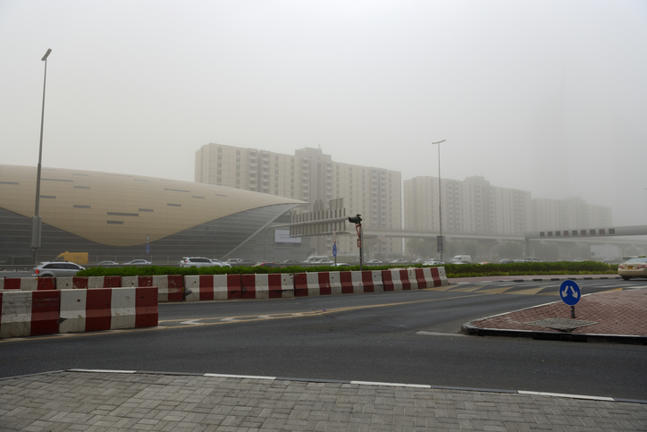 UAE weather: Brace for possible sandstorm this week
