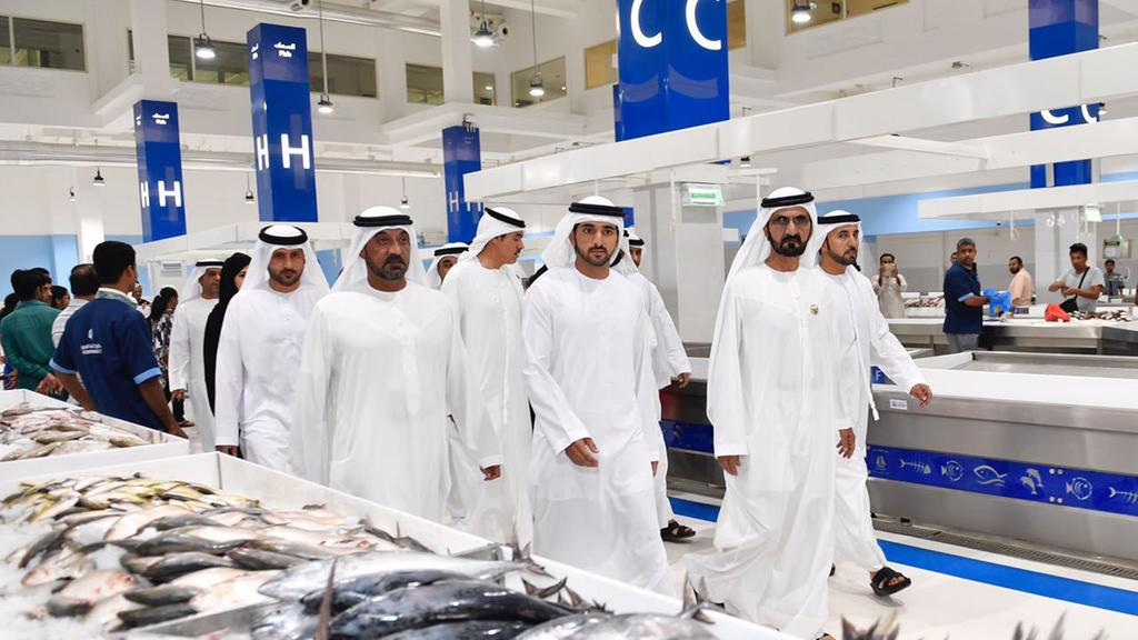 Do You Know Where In Dubai This New Fish Market Is The