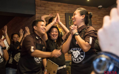 Pinay to compete in Dubai for int'l coffee-making competition
