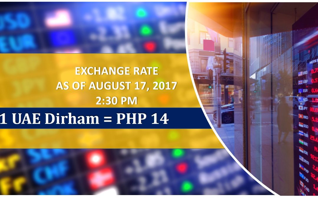 Peso – dirham rate hits Ph14