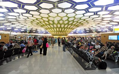 Abu Dhabi Airport rolls out one of world's fastest Internet