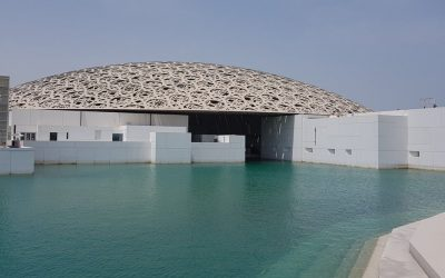 Soon to open: Louvre Museum in Abu Dhabi