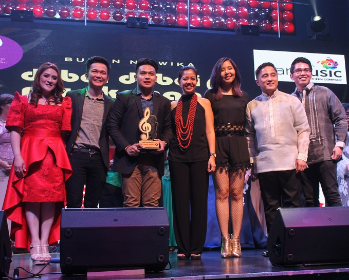 OFW from RAK wins major songwriting competition