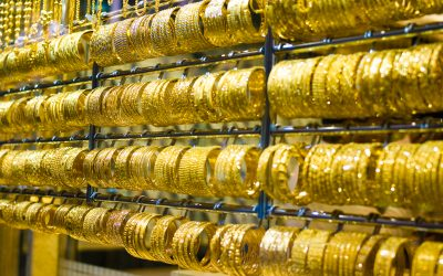 Gold rate in UAE drops to new 6-month low