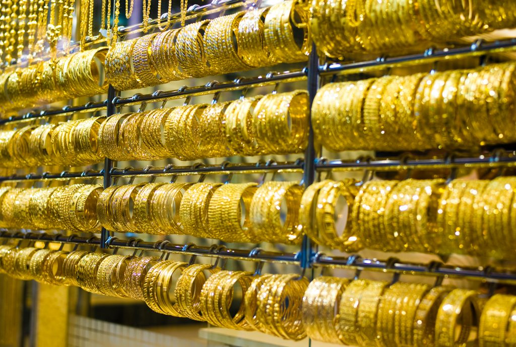 Gold Prices In Uae Continue To Drop