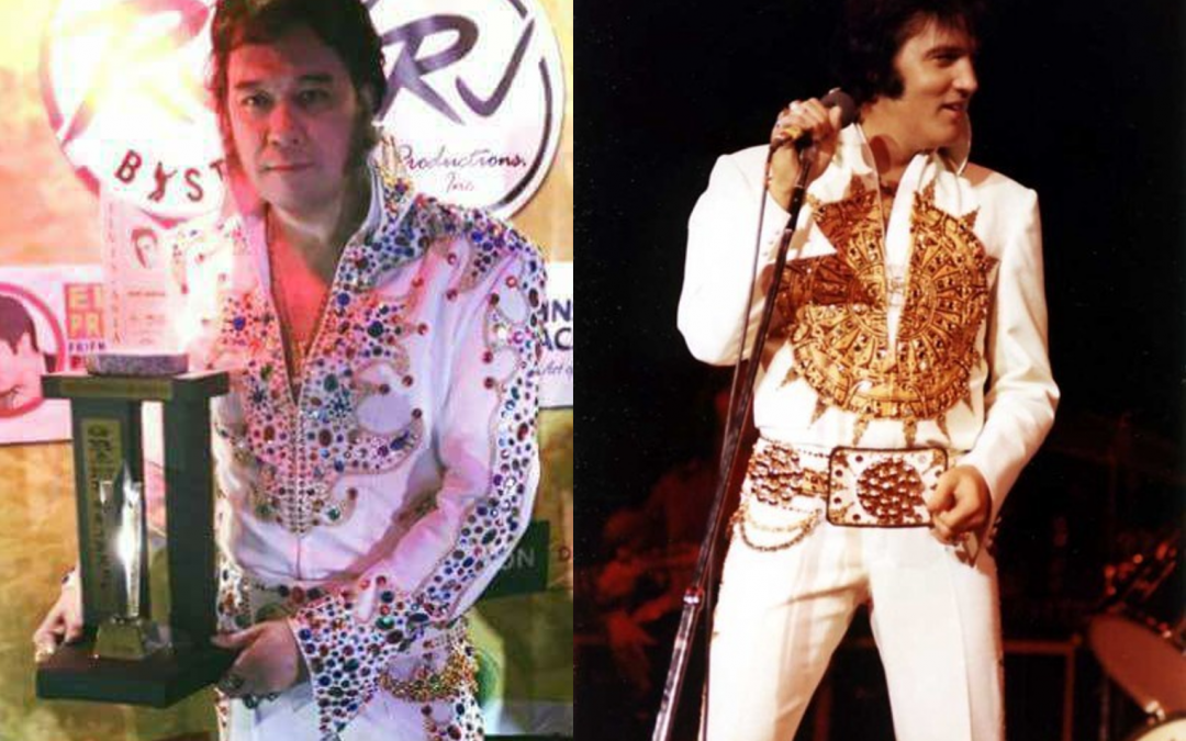 Pinoy impersonator named as first 'Elvis of Asia'
