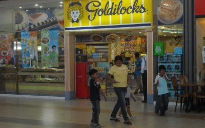 SM buying its way into Goldilocks