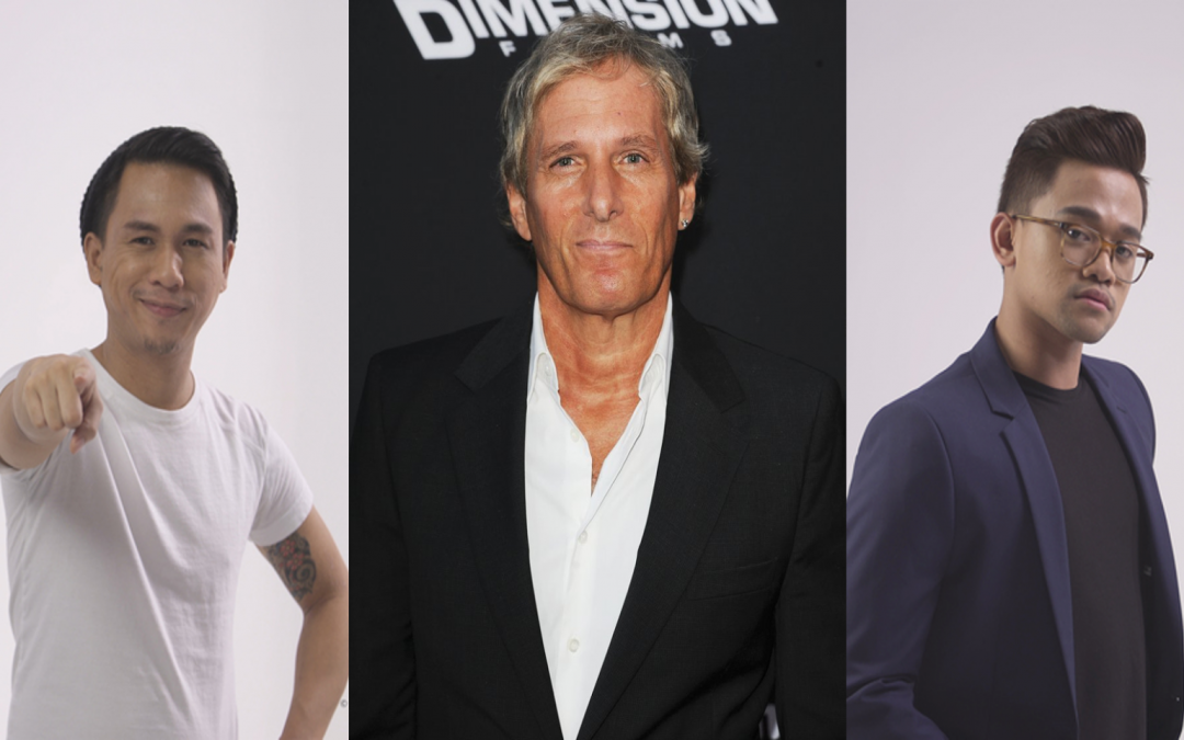 2 Pinoy singers selected to compete in Michael Bolton's show