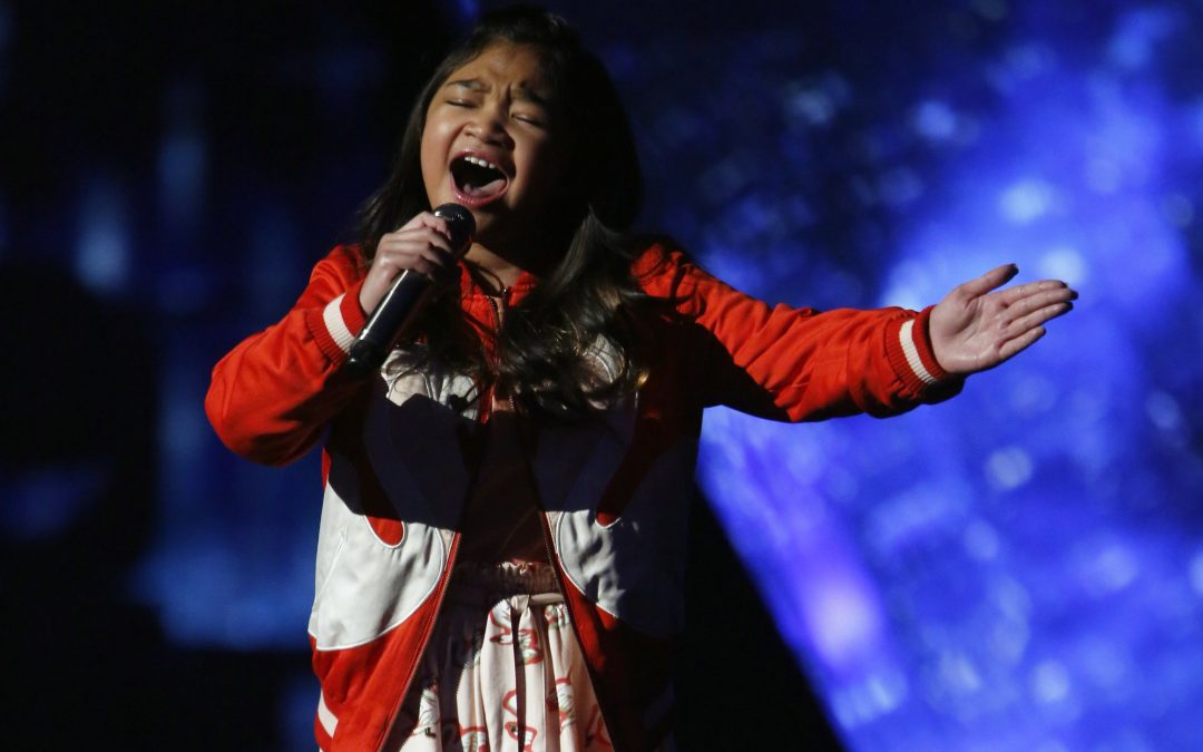 9 year-old Filipina leaves 'America's Got Talent' judge in tears