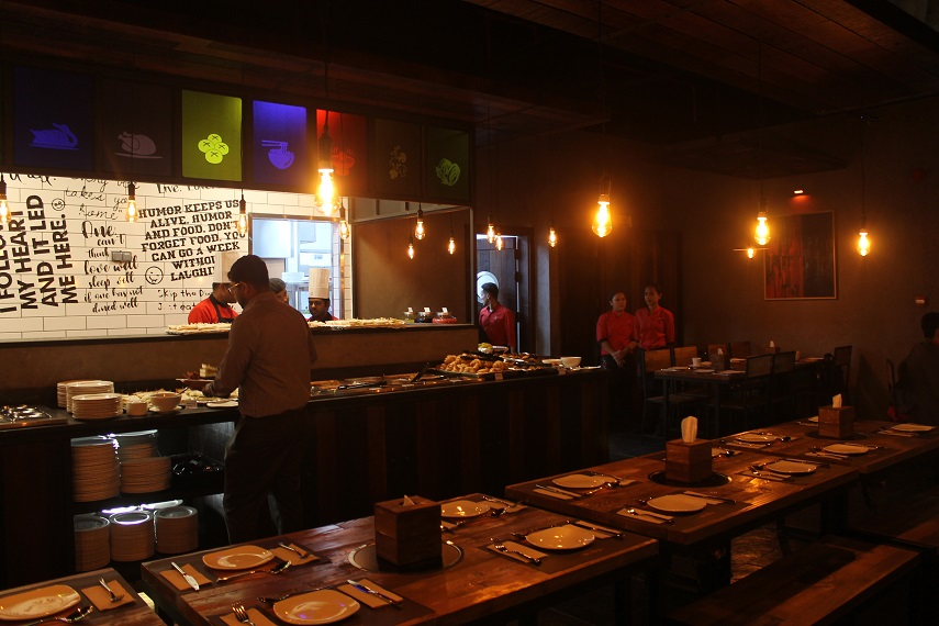 Chinese Restaurant In Satwa