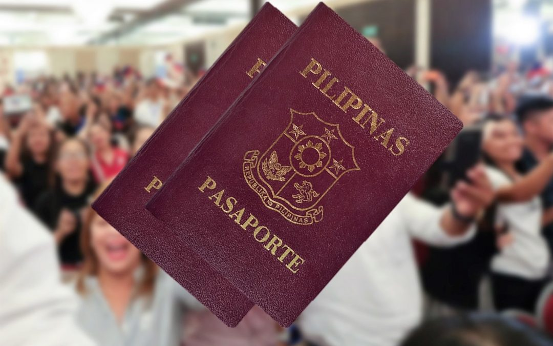 Breaking: Duterte signs law extending passport validity to 10 years