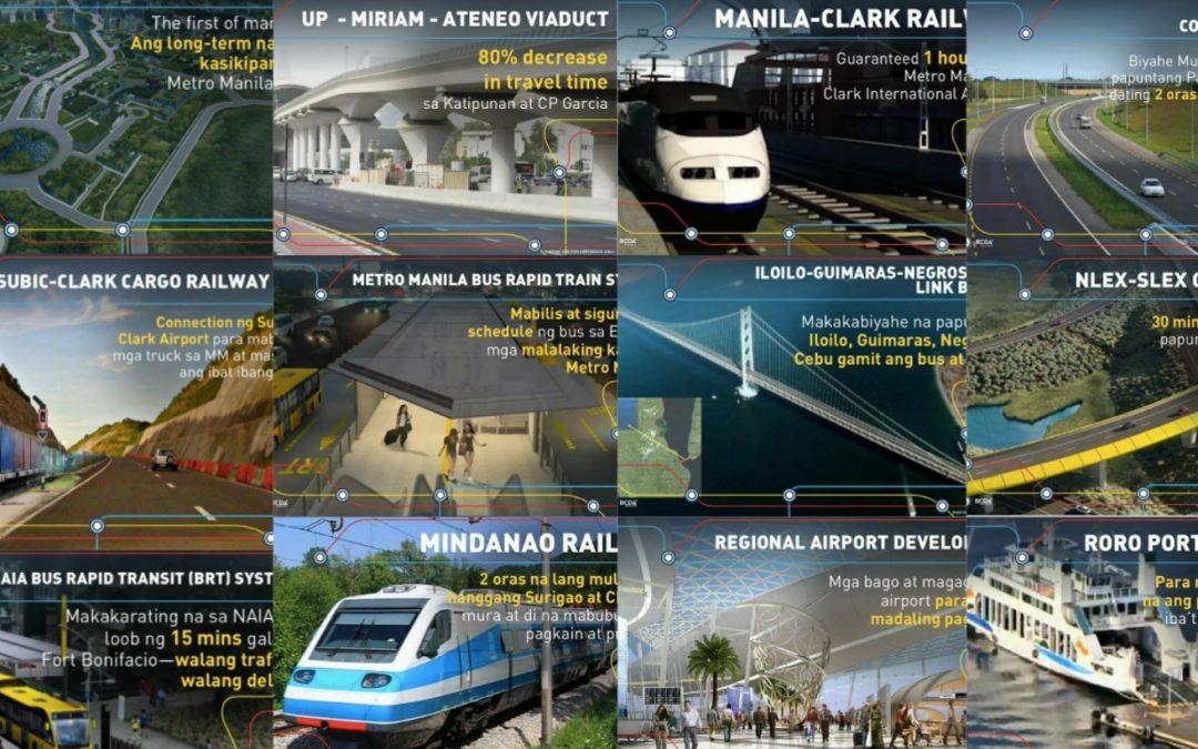 Duterte admin to reverse migration through infrastructure