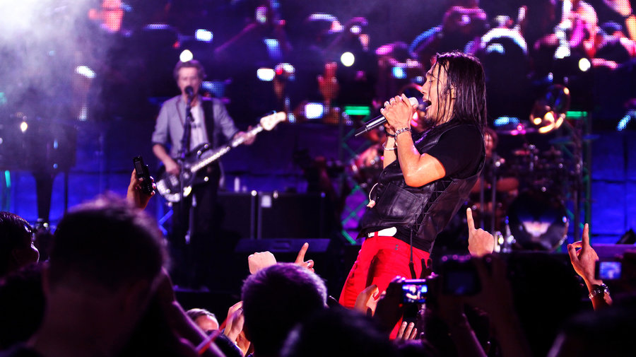 Arnel Pineda hints that stint with Journey is coming to an end