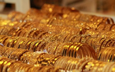 Price of Dubai gold records nine-month high